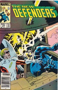 THE NEW DEFENDERS nº149